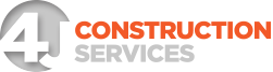 4J Construction Services Logo